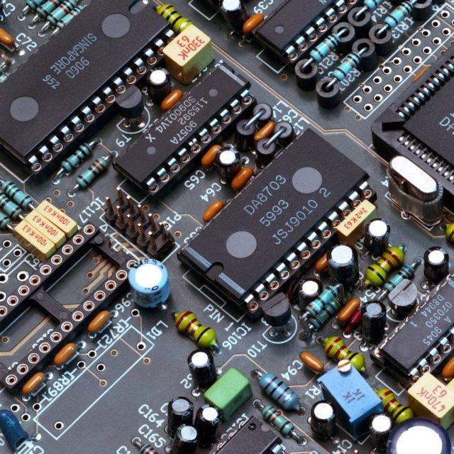 Электроника и т.д и т.п. - electronic