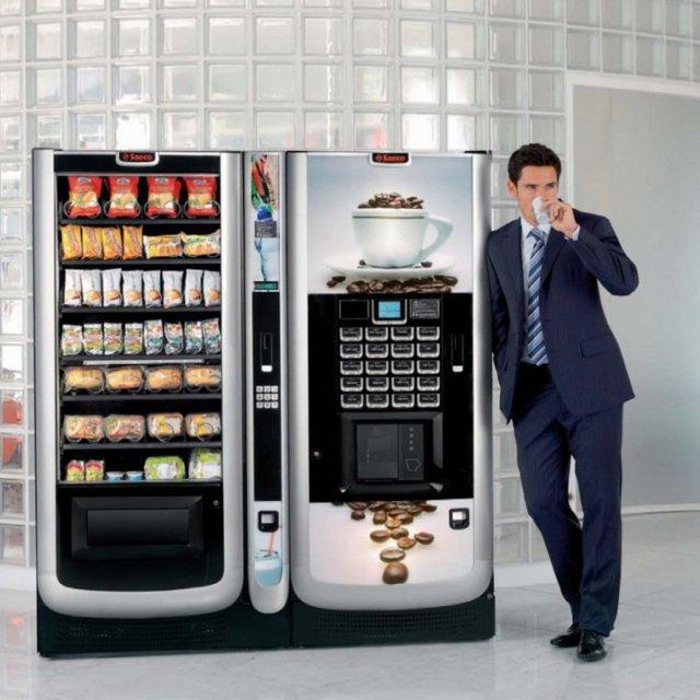 Кофейные и снековые автоматы от производителя! - snec koffe