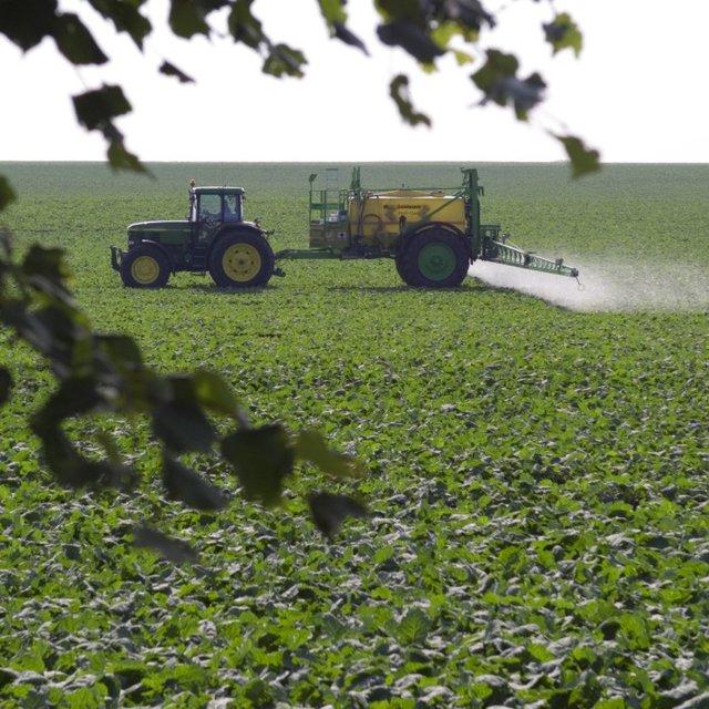 производство агрохимии - pesticidu