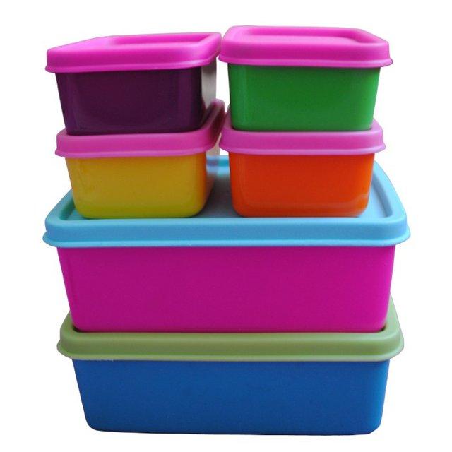 Бизнес по распространению посуды фирмы Tupperware. - Tupperware