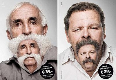 Оригинальная эффективная реклама на улице - reklama_parikmaherskoi