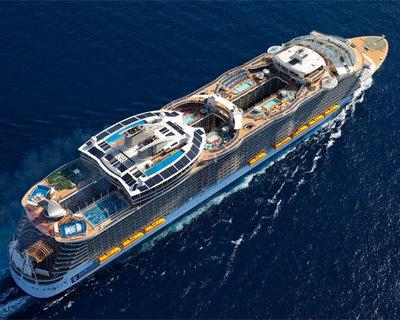 Экскурсовод на круизном лайнере - lainer