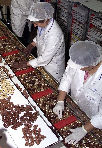 Как открыть свою шоколадную фабрику - swiss-chocolate