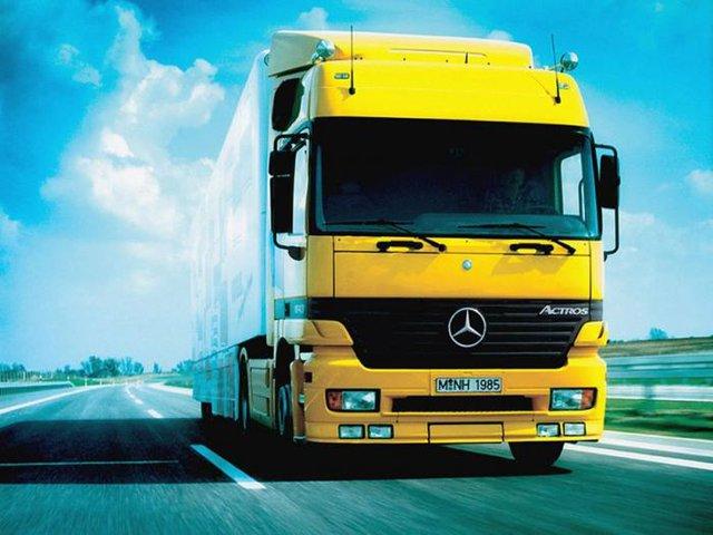 Своя транспортная компания - transportnaya